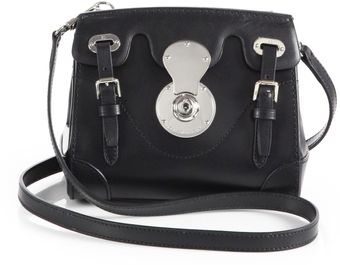 Ralph Lauren Collection Soft Ricky Crossbody Bag - Lyst