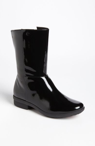 Ugg Madera Rain Boot In Black Lyst