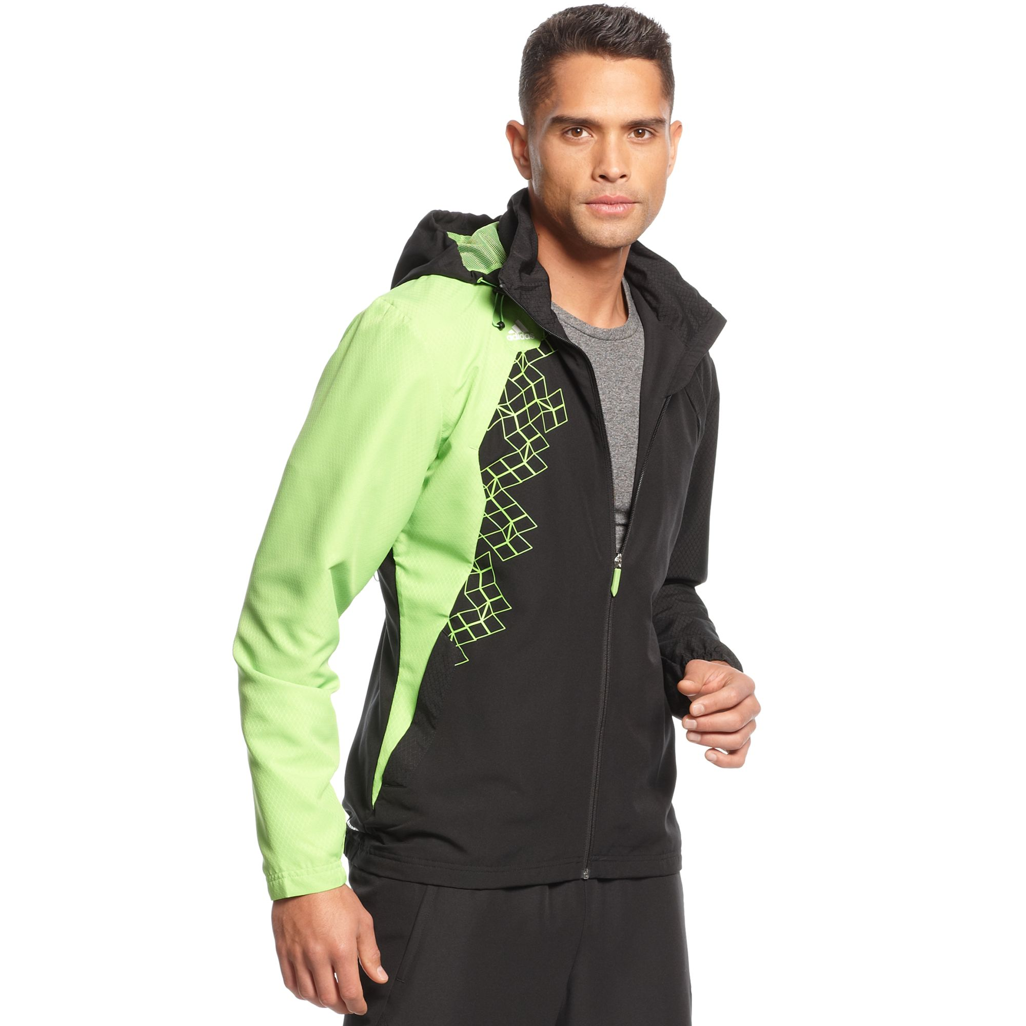 adidas climacool track top