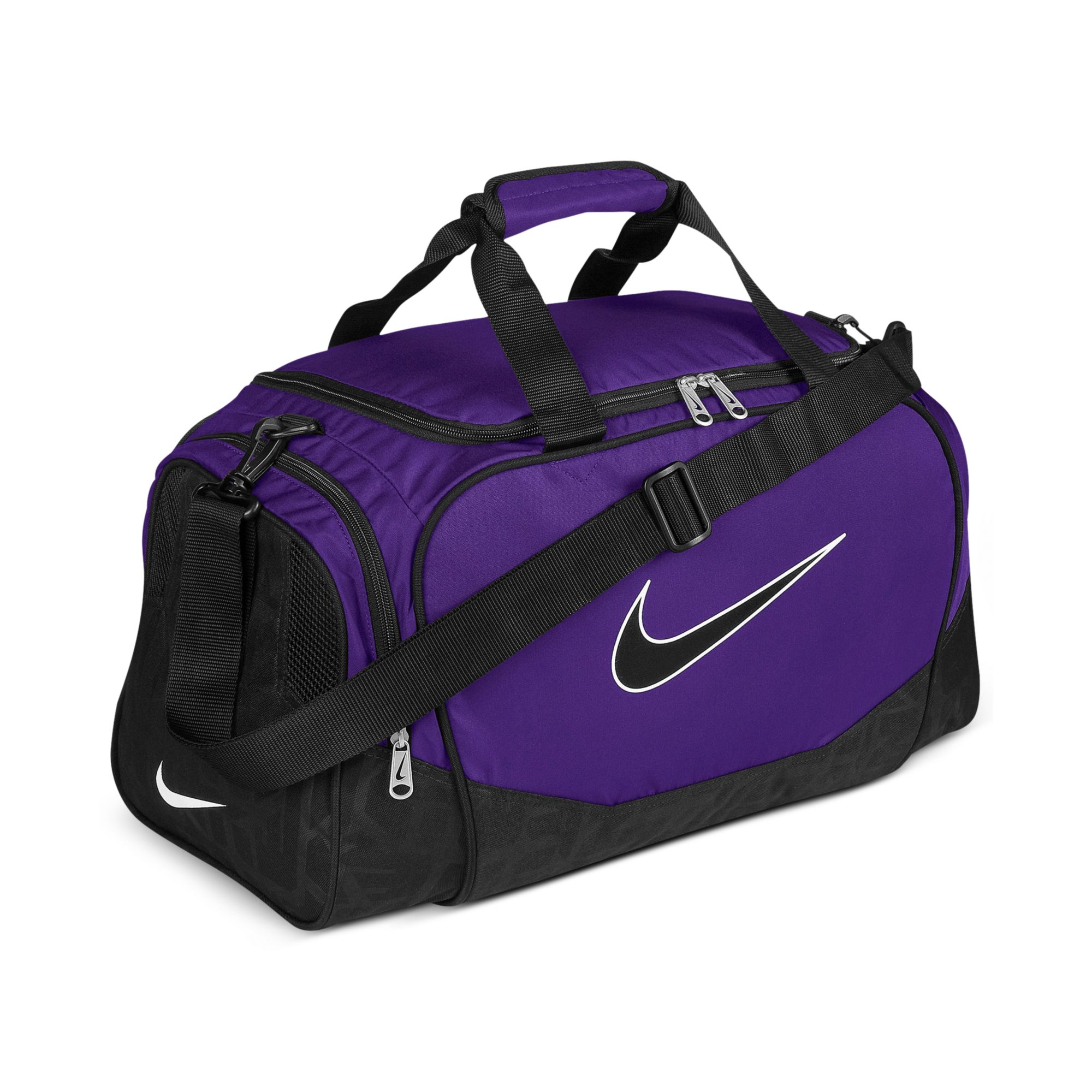 Lyst - Nike Small Duffle Bag in Purple for Men 49cc51aa28eaa