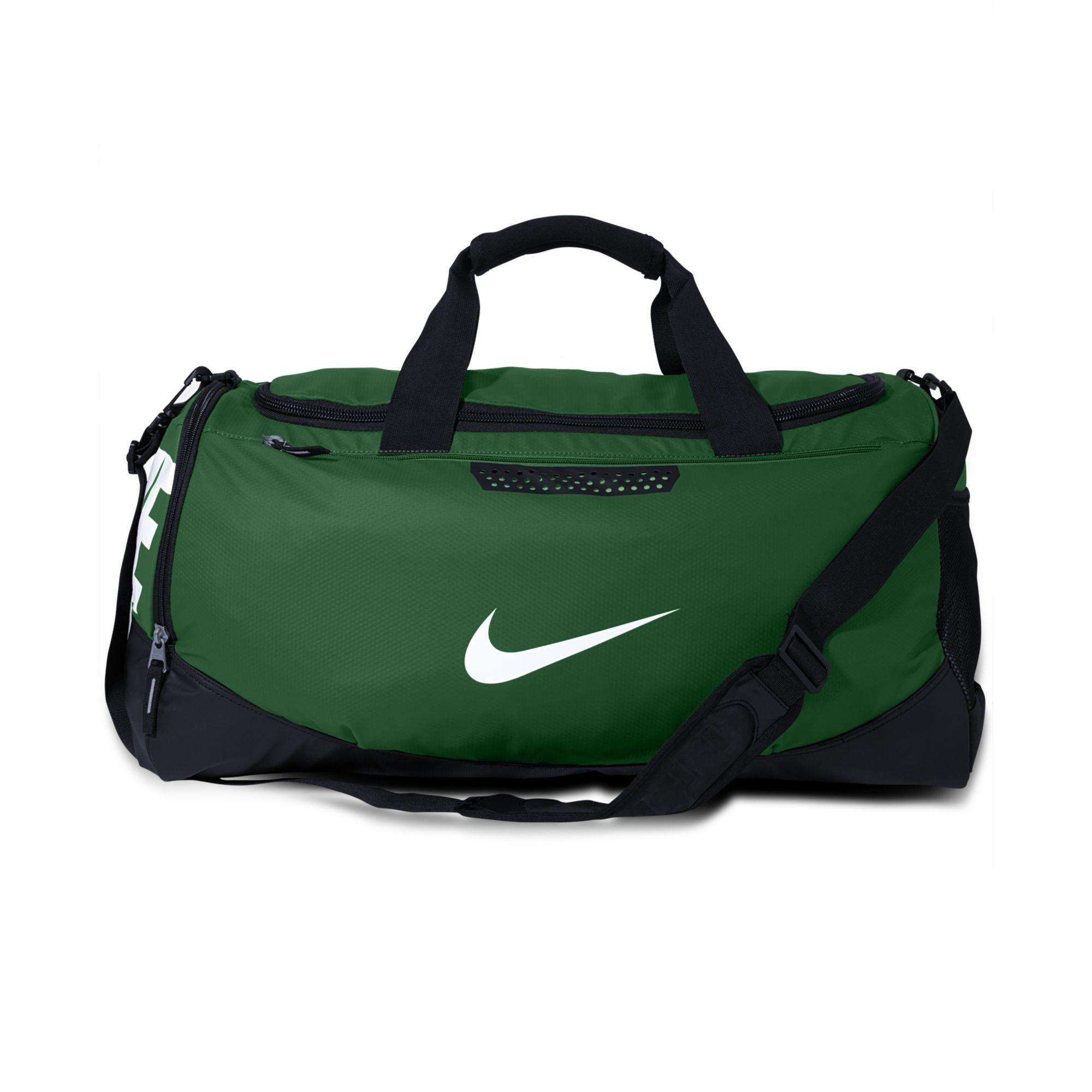Air Bag Jack >> Nike Water Resistant Team Training Medium Duffle Bag in Green for Men | Lyst