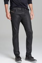 Diesel Jeans Thavar Slim Fit in 807v - Lyst
