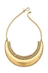 Vanessa Mooney Last Daylight Statement Necklace - Lyst