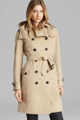 Burberry Widmoore Trench Coat - Lyst