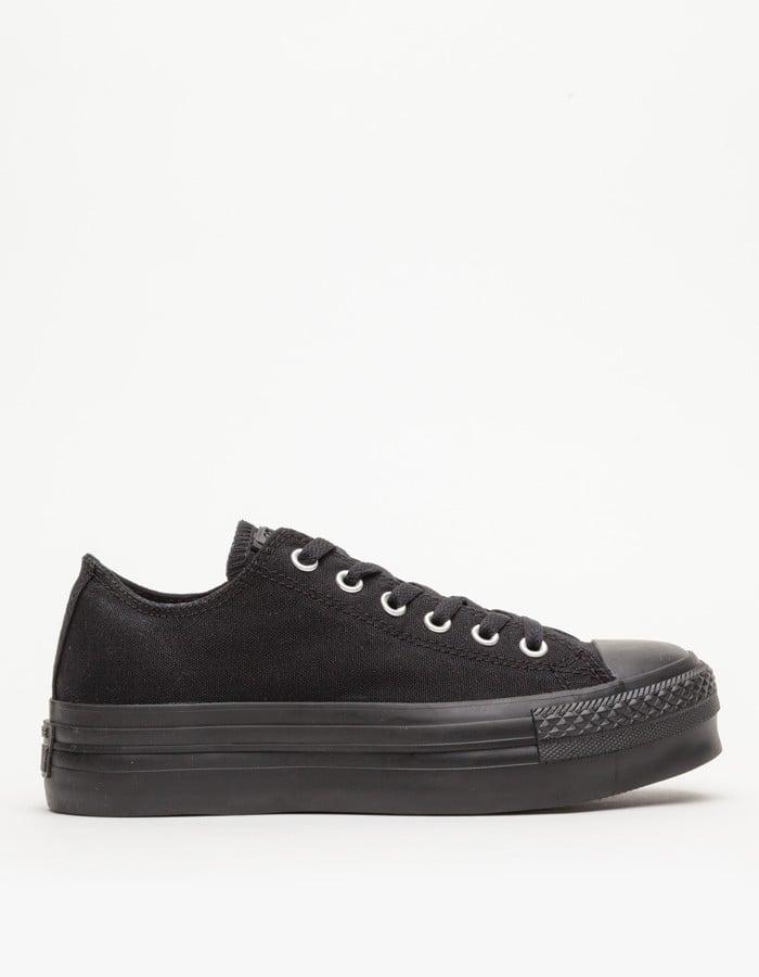 Converse Platform Black
