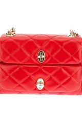 Dolce & Gabbana Double Flap Shoulder Bag - Lyst