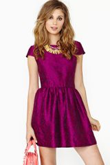 Nasty Gal Viola Dress - Lyst