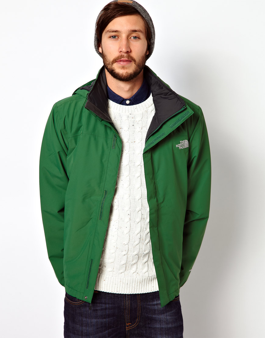 427a5f2194bc Lyst - The North Face Resolve Insulated Jacket in Green for Men