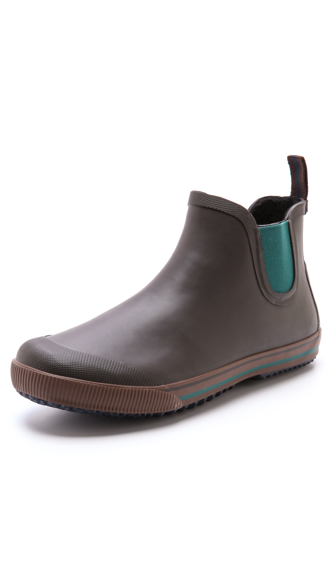 Tretorn Strala Vinter Boots In Brown For Men Chocolate