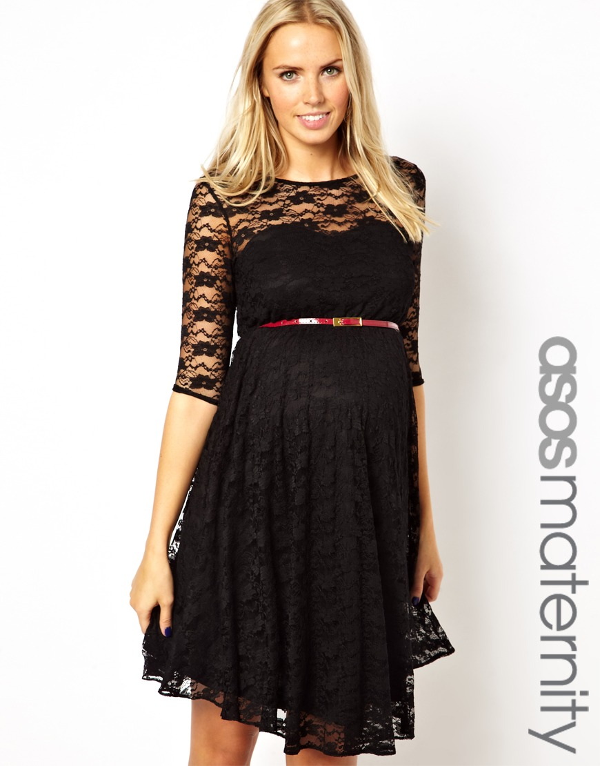 Black lace maternity dress good dresses black lace maternity dress asos black lace maternity dress asos dress womans life ombrellifo Image collections