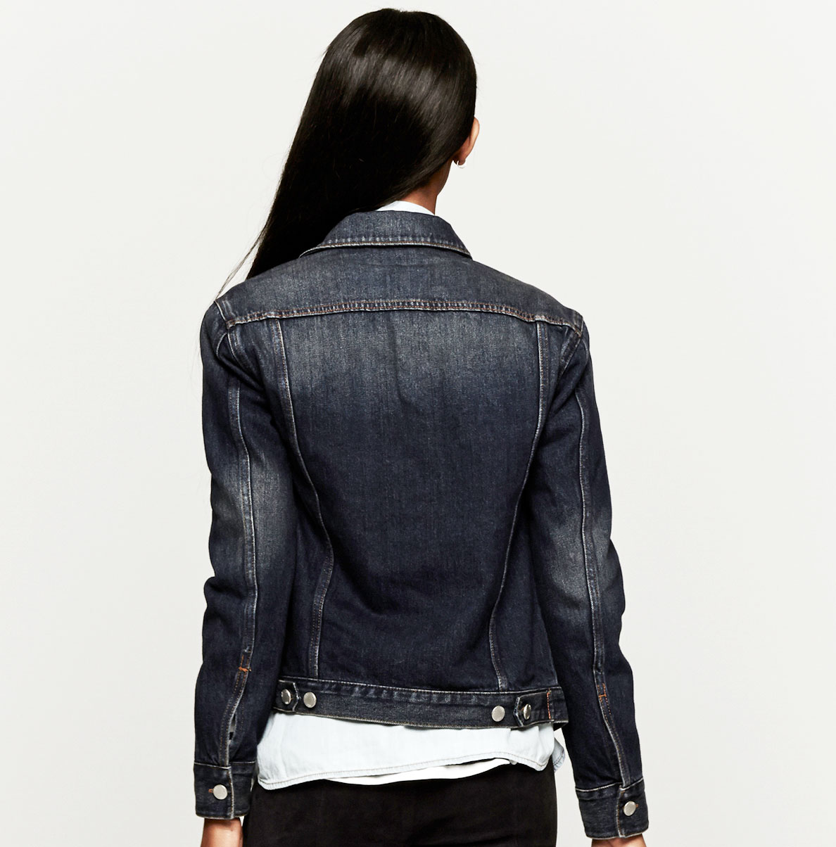 Blk dnm Jeans Jacket 6 in Blue | Lyst