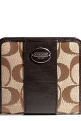 Coach Wallet - Lyst