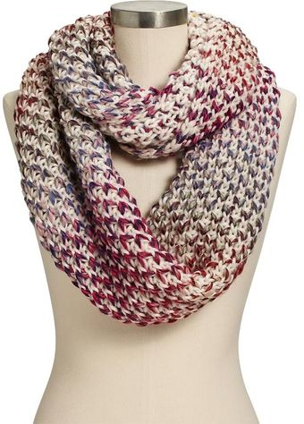 Old Navy Ombr233 Infinity Sweater Scarves - Lyst