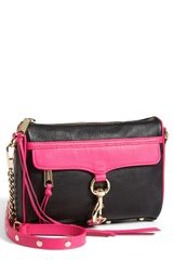 Rebecca Minkoff Mini Mac Crossbody Clutch - Lyst