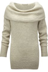 Sandwich Long Knitted Jumper - Lyst