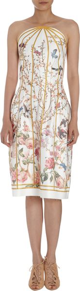 Thakoon Birdcage Dress - Lyst