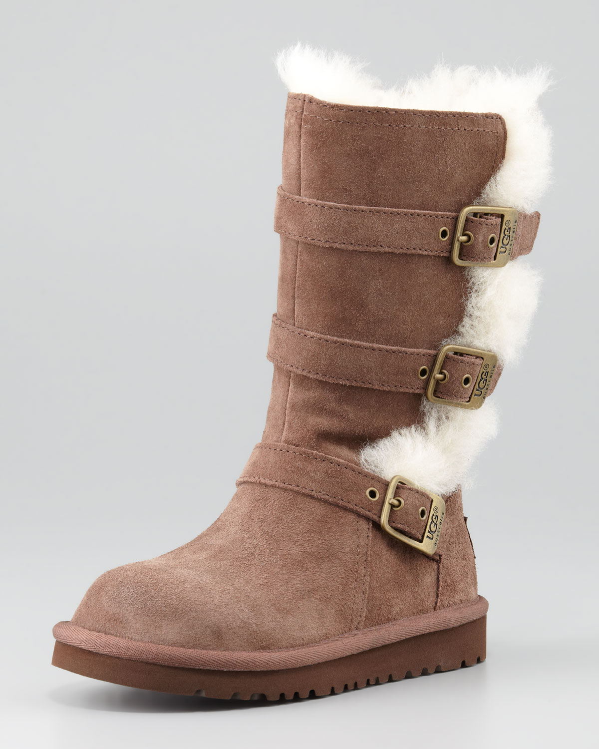 ugg fiocco laterale