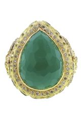 Armenta Pear Ring - Lyst