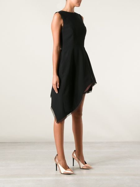Camilla Amp Marc Separation Dress In Black Lyst