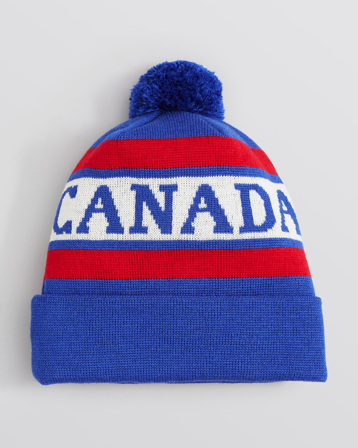 canada goose red hat