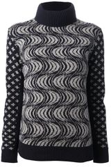 Damir Doma Patterned Knitted Jumper - Lyst