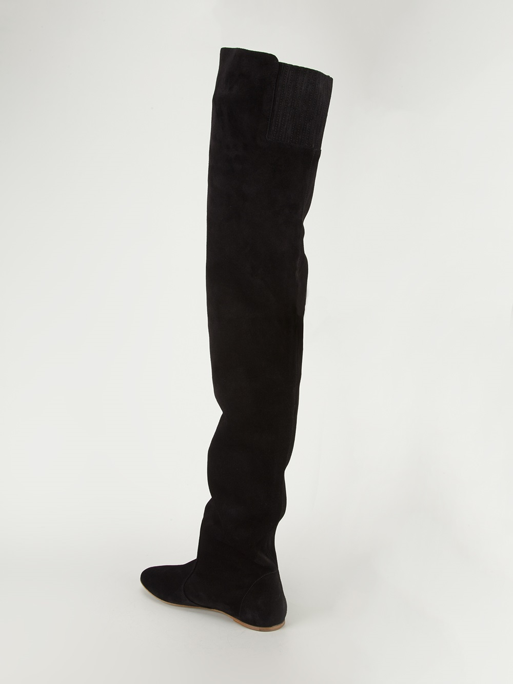 Lyst Isabel Marant Thigh High Boot In Black