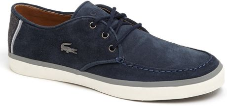 Lacoste Sevrin 2 Sneaker in Blue for Men - Lyst