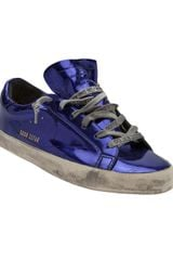 Golden Goose Deluxe Brand Superstar Trainer - Lyst
