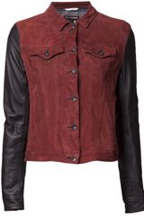Rag & Bone Button Down Jacket - Lyst