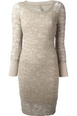 Raquel Allegra Lace Dress - Lyst