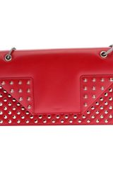 Saint Laurent Studded Bag - Lyst