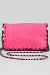 Stella McCartney Falabella Crossbody Bag Hot Pink - Lyst