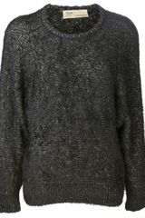 Toga Pulla Crew Neck Sweater - Lyst