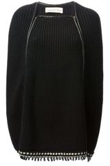 Coast + Weber + Ahaus Ribbed Cape - Lyst