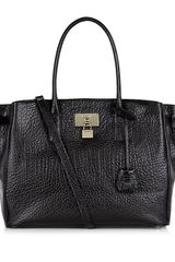 DKNY French Grain Shopper Bag - Lyst