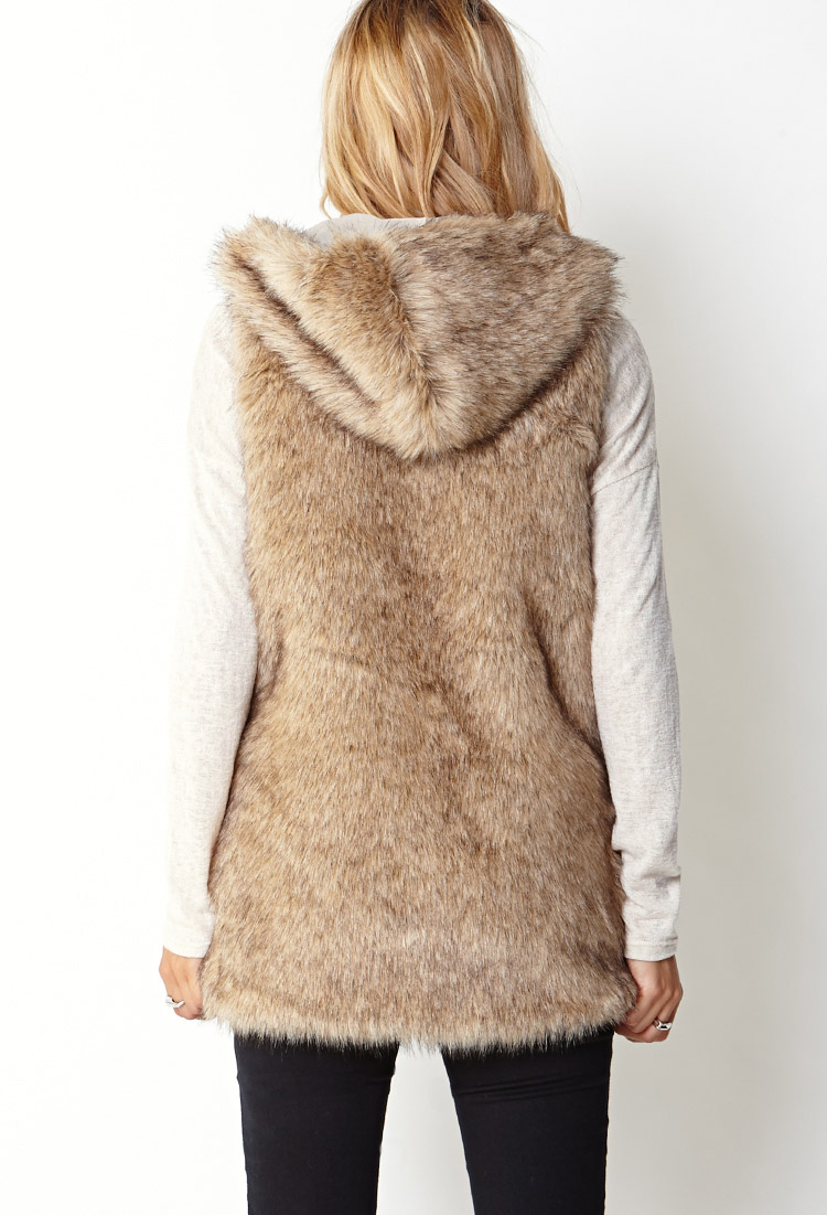 Find great deals on eBay for brown faux fur vest. Shop with confidence.