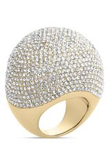 Michael Kors Pave Bubble Ring - Lyst