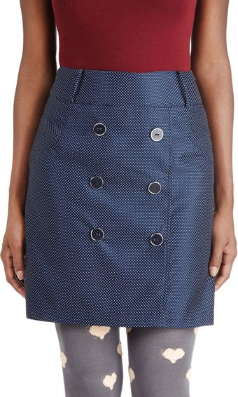 ModCloth Undoubtedly Dynamic Skirt - Lyst