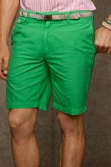 Polo Ralph Lauren Oxford Short - Lyst