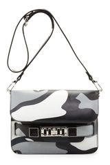 Proenza Schouler Ps11 Classic Shoulder Bag Camo - Lyst