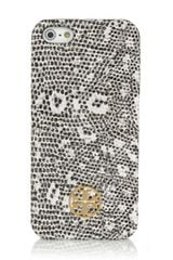 Tory Burch Lizard Hardshell Case For Iphone 5 - Lyst