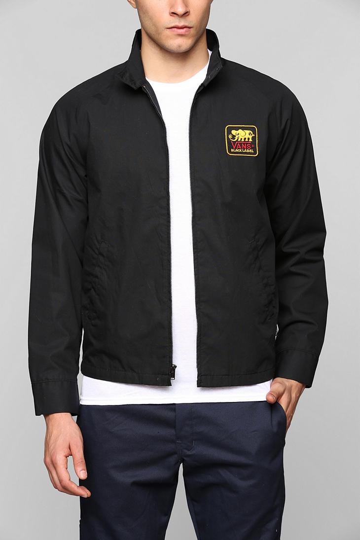 Jacket vans black