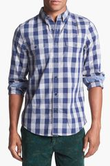 1901 Plaid Shirt - Lyst