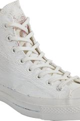 Converse Coated Jack Purcell High Top - Lyst