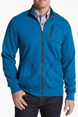 Cutter & Buck Fairfield Zip Cardigan - Lyst