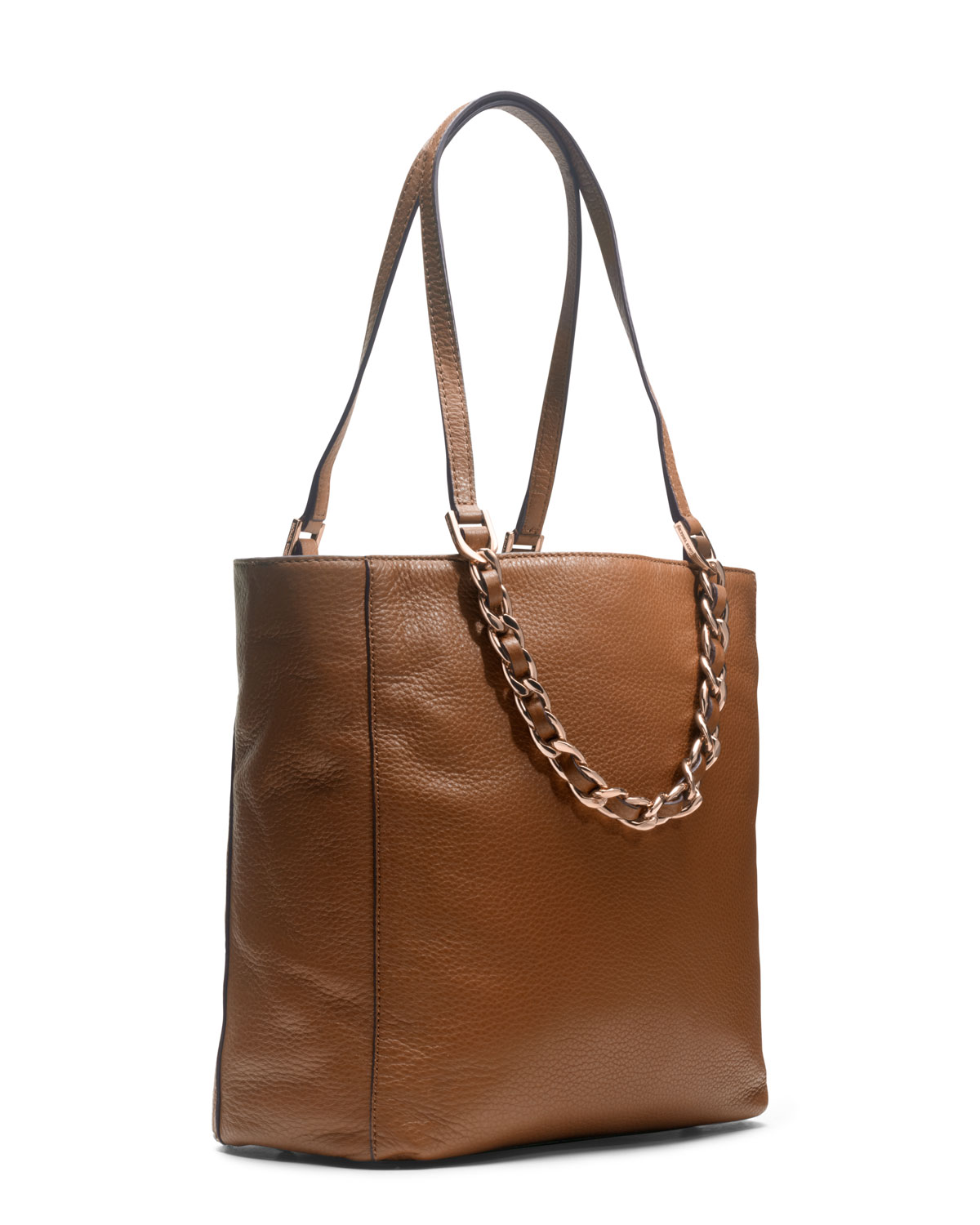 Michael michael kors Anabelle Medium Top-zip Leather Tote . b410f4092882b