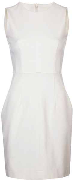 Obakki Sleeveless Stretch Dress - Lyst