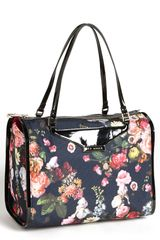 Ted Baker Oil Painting Bowler Bag - Lyst