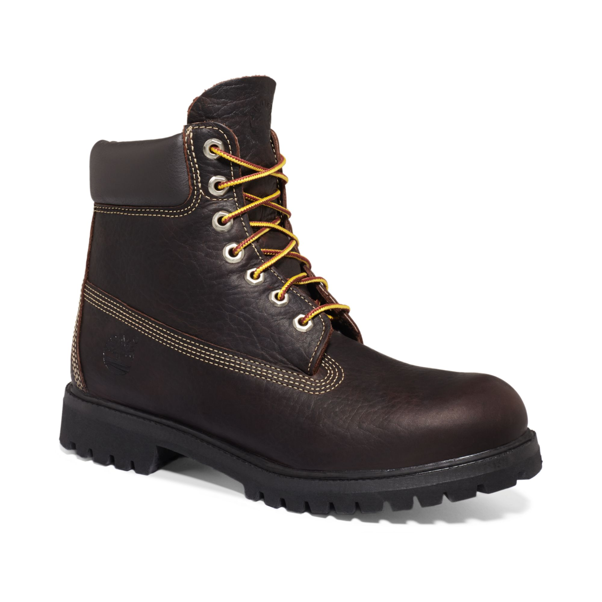Lyst Timberland 6 Premium Waterproof Boots In Brown For Men