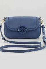 Tory Burch Amanda Classic Crossbody Bag Night Sky - Lyst